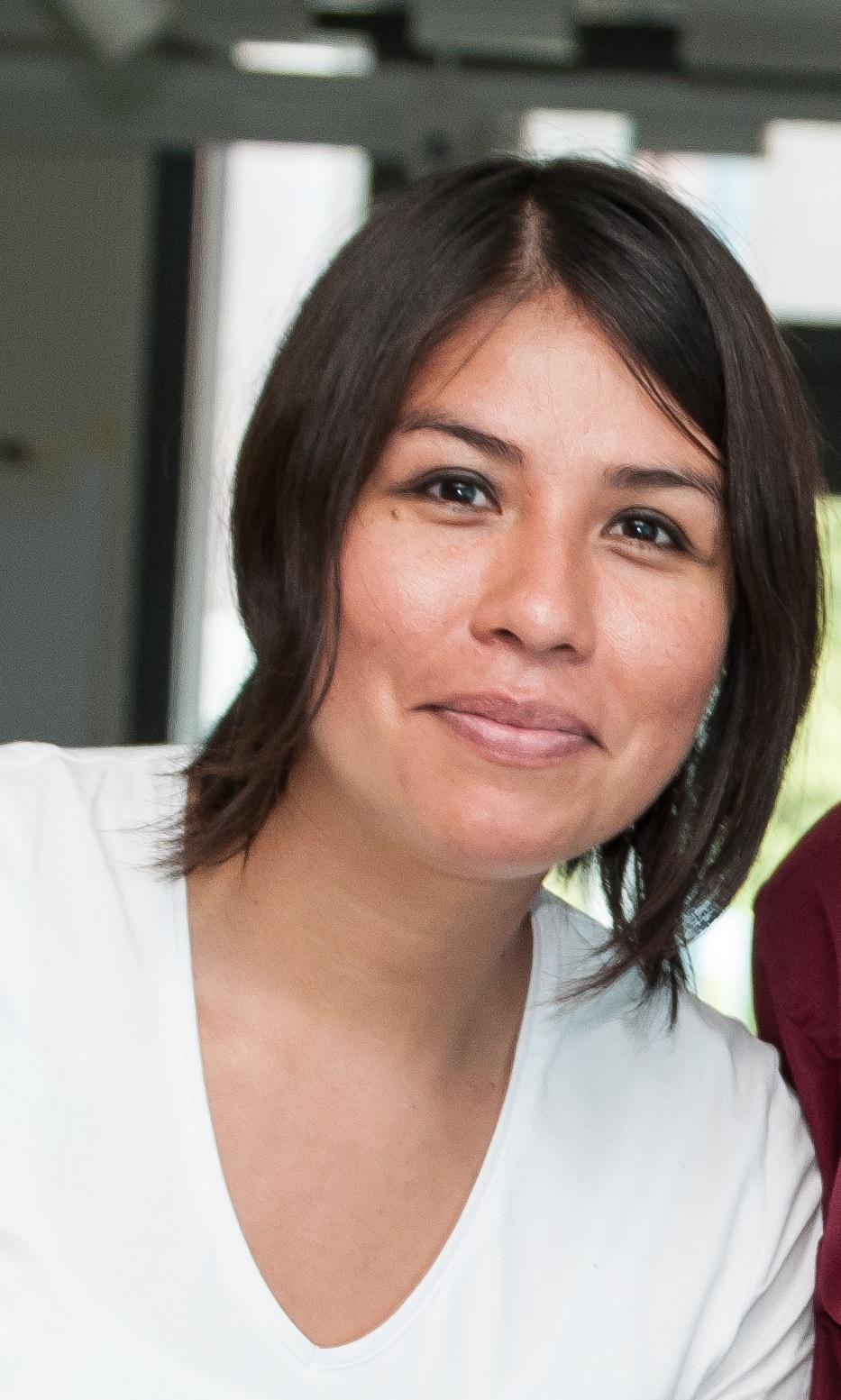 Dr. Aurea C. Chiaia-Hernández R.