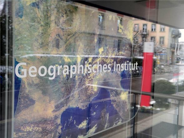 Titleimage: Institute of Geography